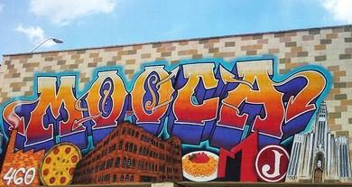 Grafite na Mooca